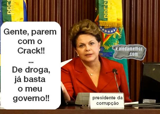 Mar Sem Fim, novidades no site, imagem de Dilma engraçada