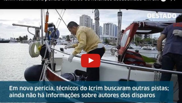 Assaltos a barcos no Brasil