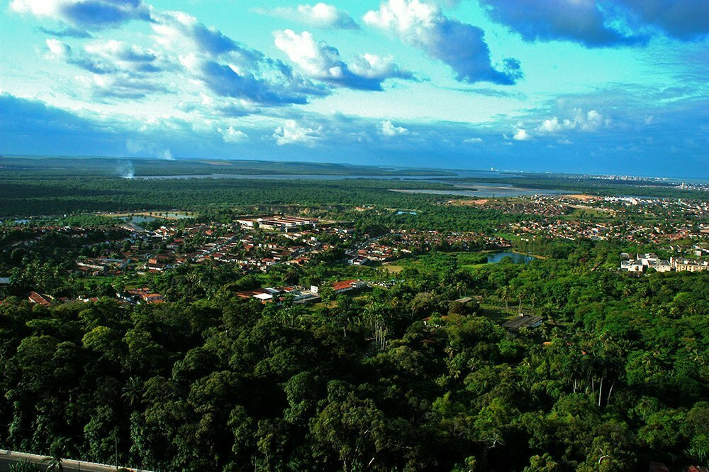 Colapso dos rios brasileiros, imagem do rio Paraíba do Norte