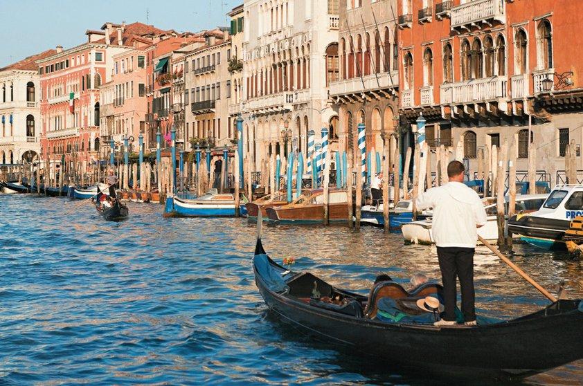 Lugares que podem ser tragados pelo mar, imagem de veneza
