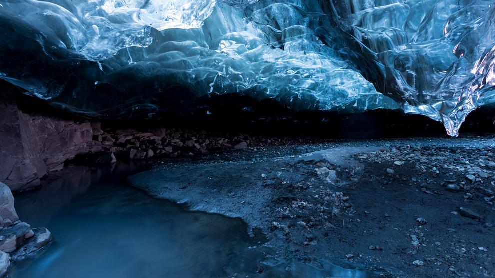 mundo escondido embaixo da Antártica