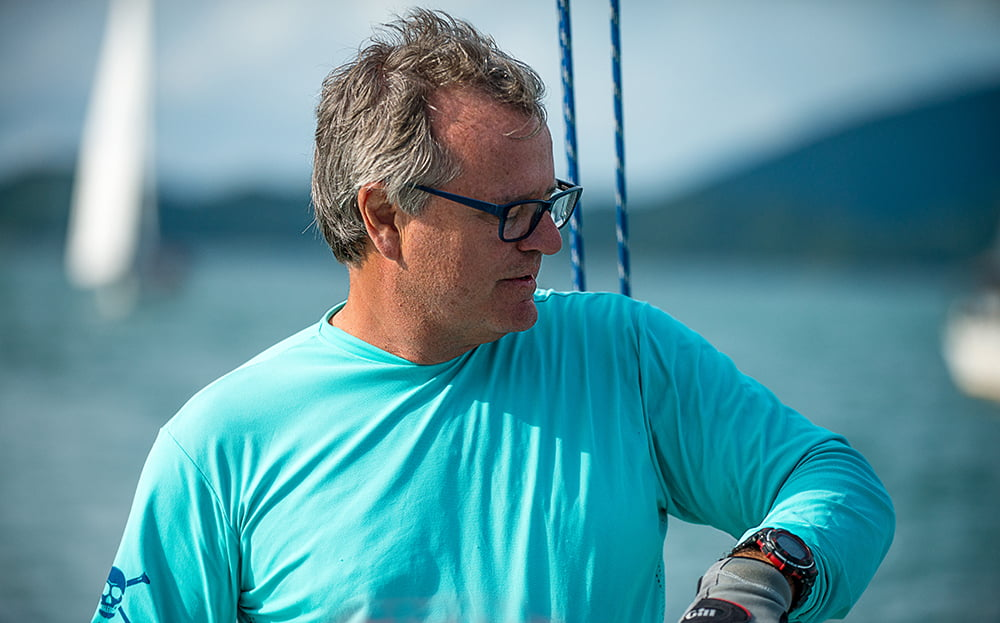 Ubatuba Sailing Week em fotos