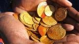 Tesouro é encontrado em naufrágio