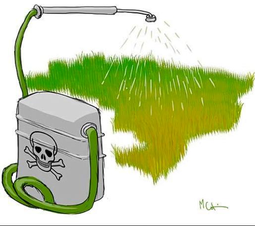 Agrotóxicos: a população precisa saber