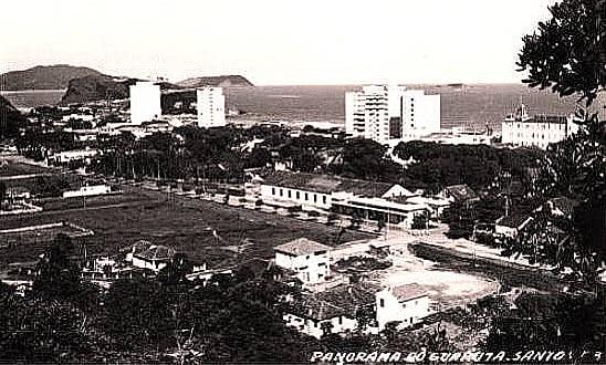 Como destruimos o Guarujá, imagem de Guarujá nos anos 50