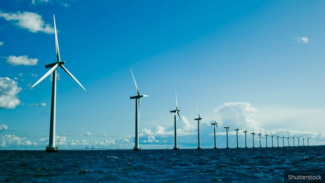Energia eólica, o plano de Obama