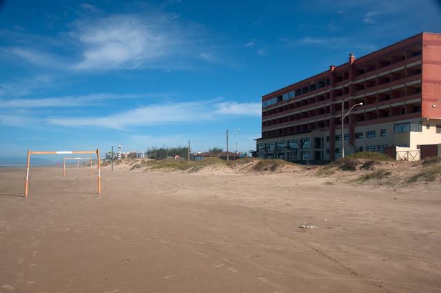 especulação no litoral, imagem da praia capão da canoa