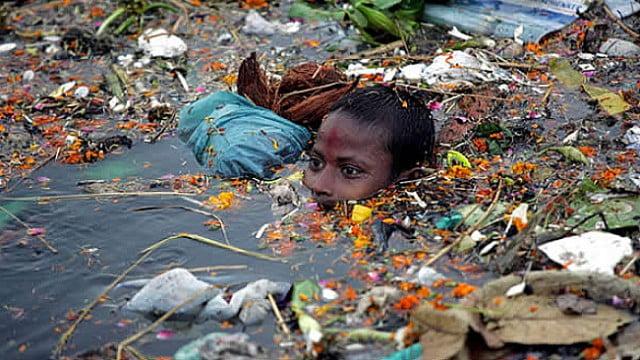 Conheça os Mares e Oceanos mais poluídos