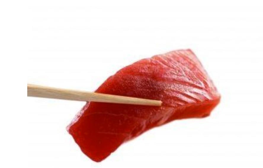 atum, imagem de sushi de atum