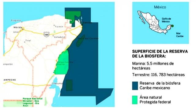 Áreas marinhas protegidas, é a vez do México