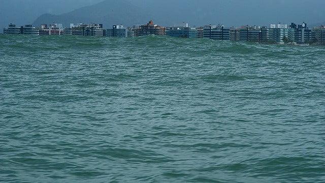 Praias paulistas cuidado com elas