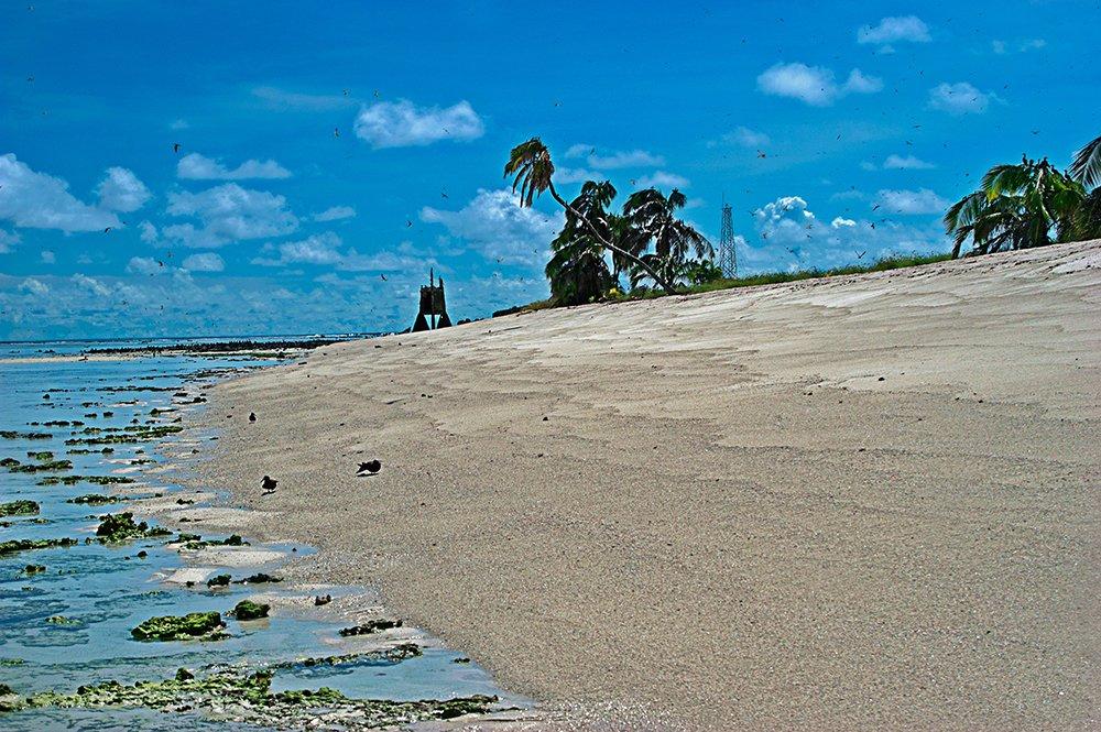 Atol das Rocas, imagem de praia do atol das rocas