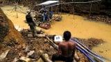 Garimpo nas margens de Belo Monte: perigo!