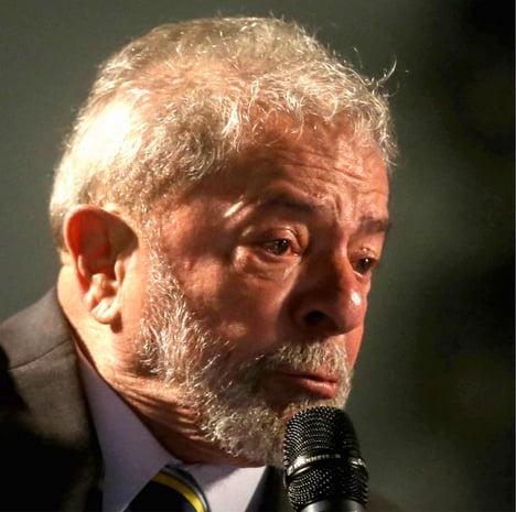 Reforma aquária de Lula, imagem de lula da sila