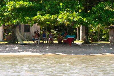 Dez motivos para conhecer o melhor da costa brasileira, imagem da baía da babitonga