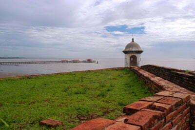 Dez motivos para conhecer o melhor da costa brasileira, imagem da foz do amazonas