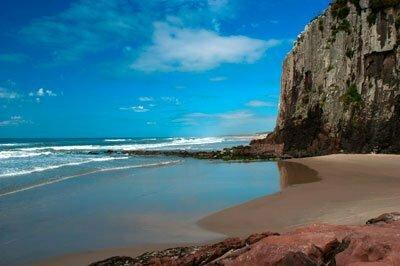 Dez motivos para conhecer o melhor da costa brasileira, imagem do litoral gaúcho