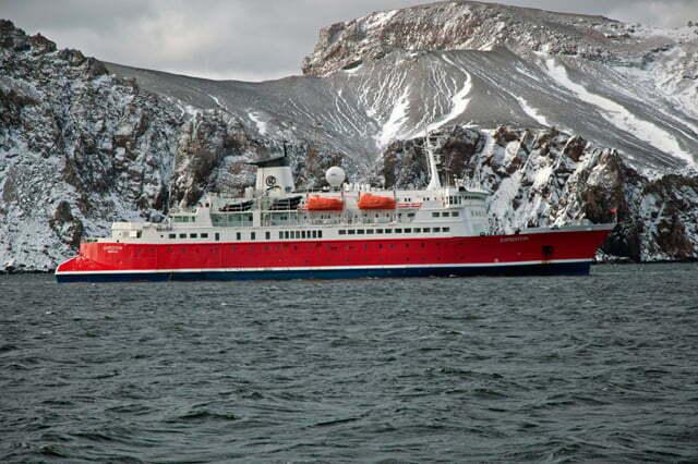 imagem de Navio de passageiros