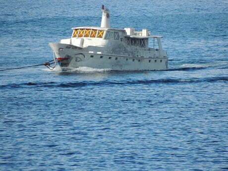 Resgate do Mar Sem Fim: acabou!