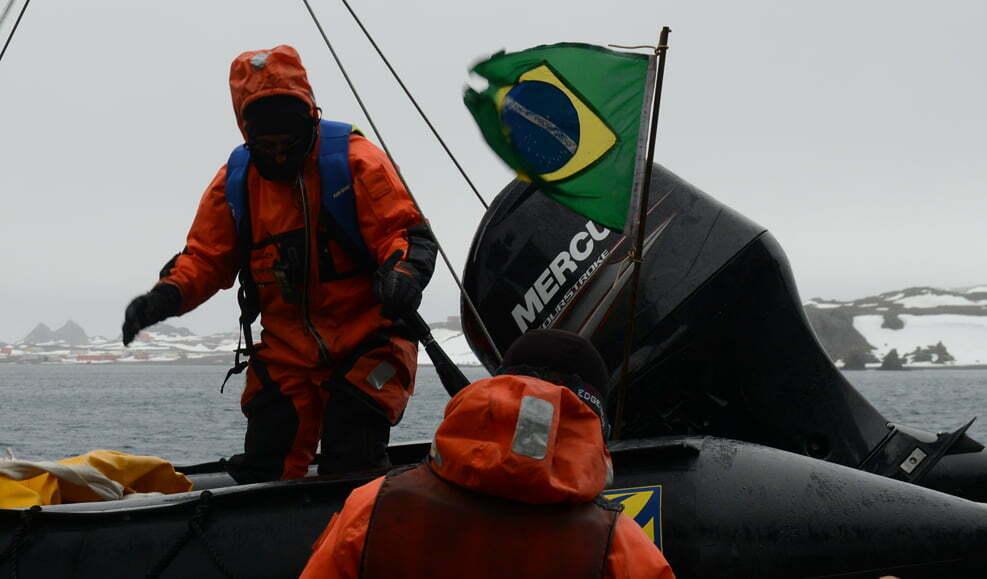 Resgate do Mar Sem Fim: voltando para São Paulo.