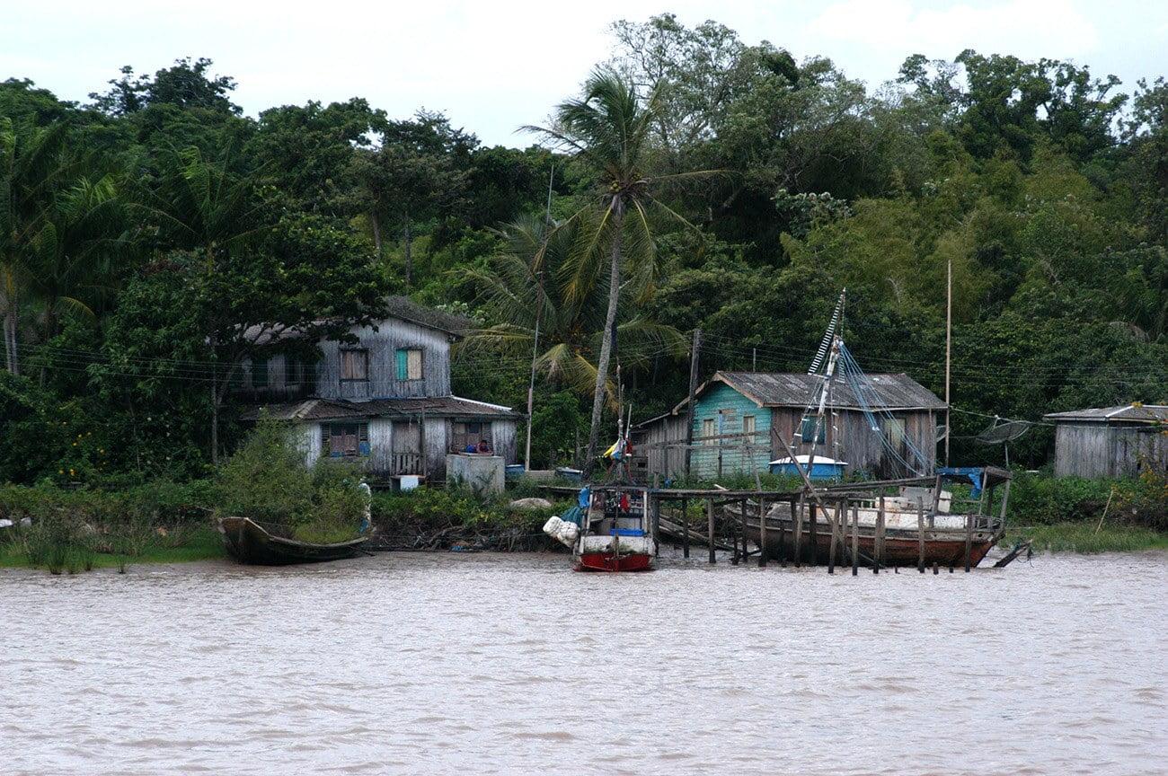 Imagem e Taperebá, Oiapoque.