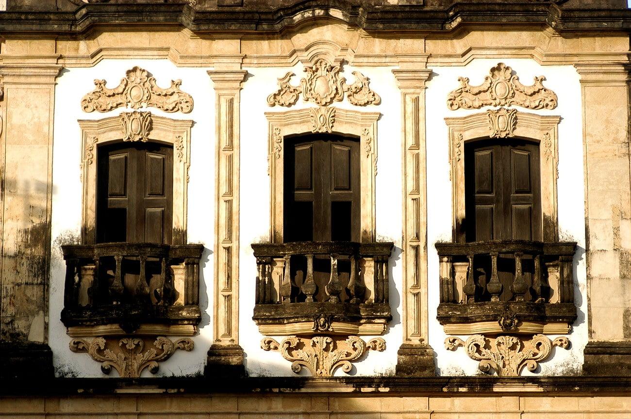 convento Santo Antônio, João Pessoa.