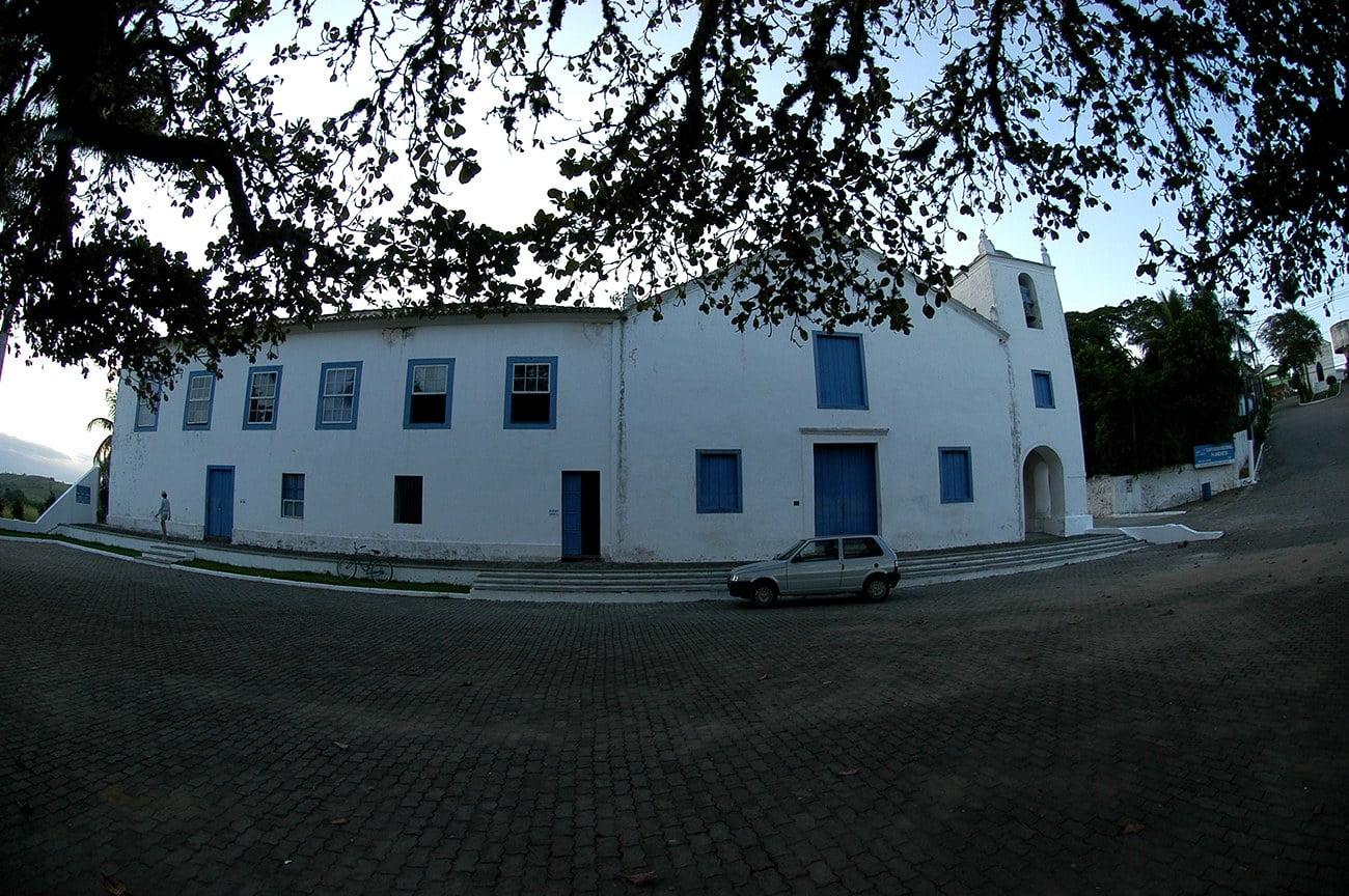 Convento em Anchieta