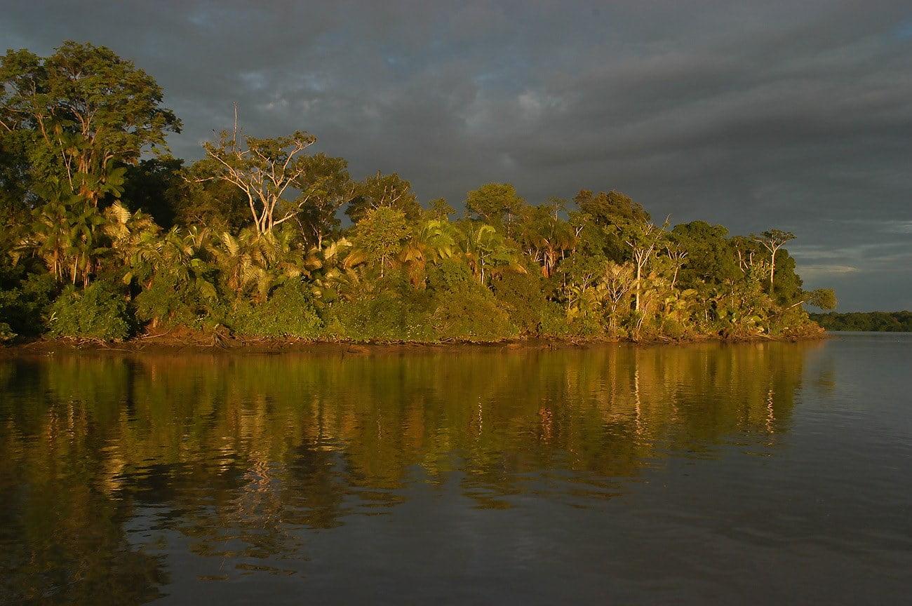 imagem dos furos da amazonia