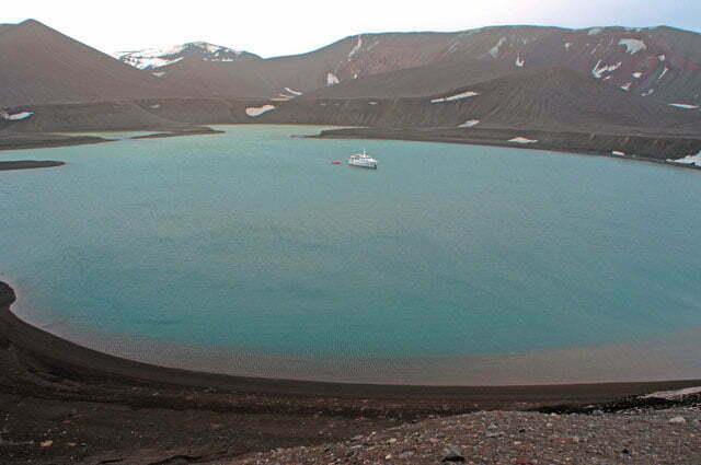 Imagem da ilha Dcepetion