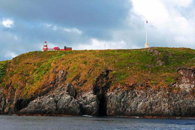 A ilha de Hornos é uma posse do Chile