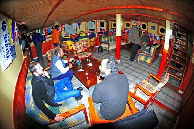O bar do iate Clube mais charmoso...