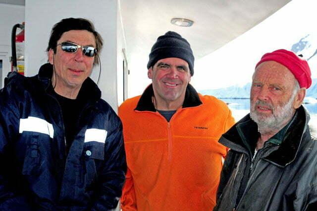 Eu, Pedrão e Oleg Belly