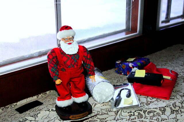 Mesmo encrencados comemoramos o Natal