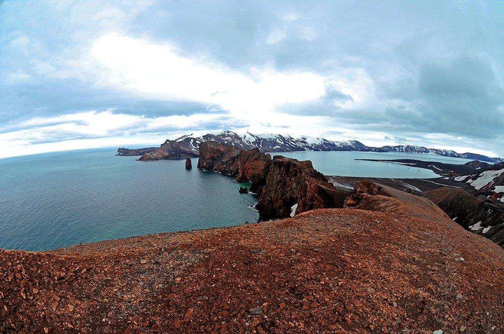 Viagem à Antártica, Trinity, Deception, Rei George, Cabo Horn, Ushuaia, imagem da ilha deception, antártica