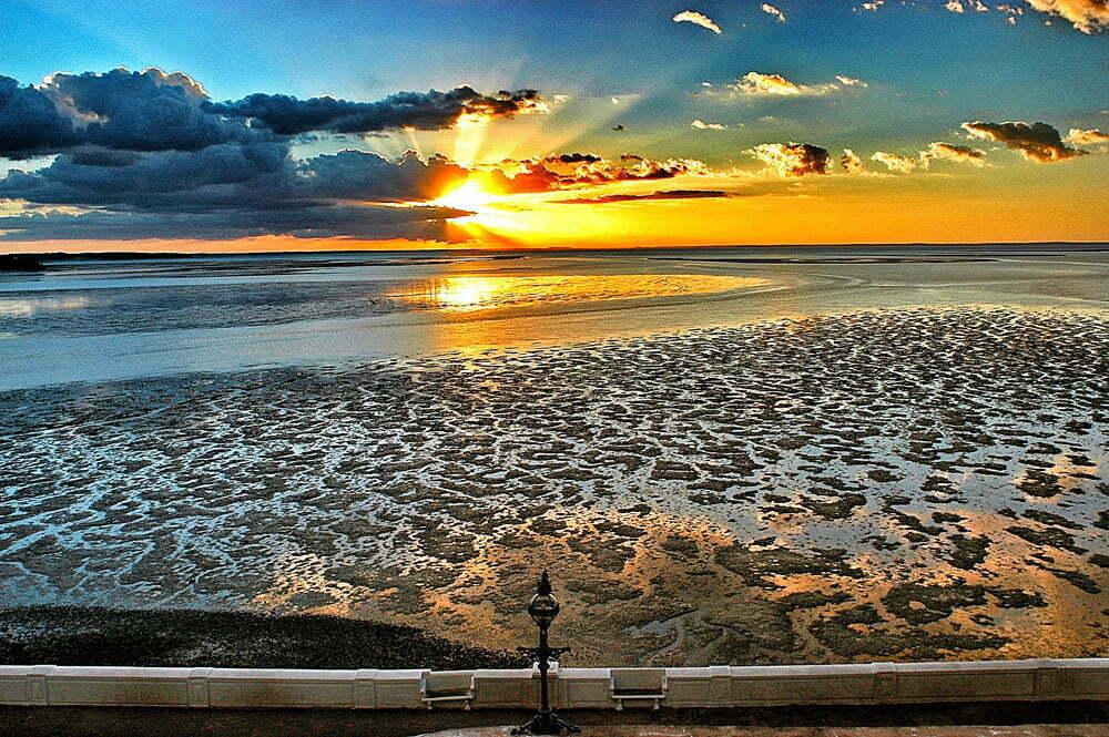 As viagens do Mar Sem Fim em fotos, Nº 3, imagem da Baía de São Marcos, Maranhão.