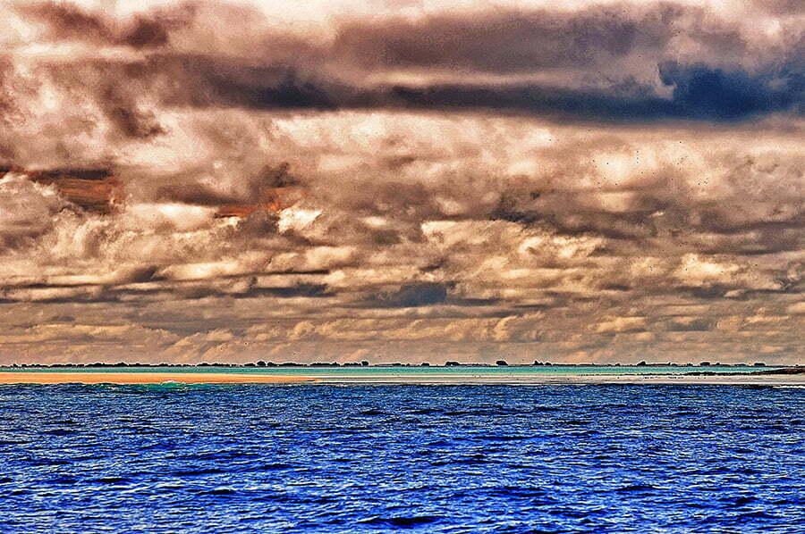 Viagens do Mar Sem Fim em fotos. Nº 2, imagem do O Atol das Rocas