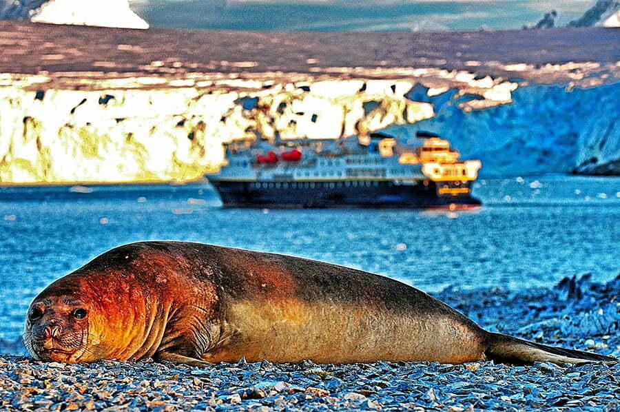 Viagens do Mar Sem Fim em fotos. Nº 2