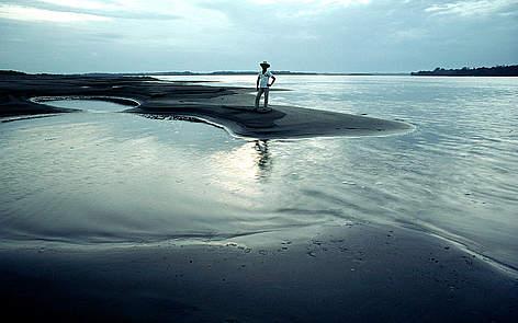 Programa Água Brasil, imagem de rio