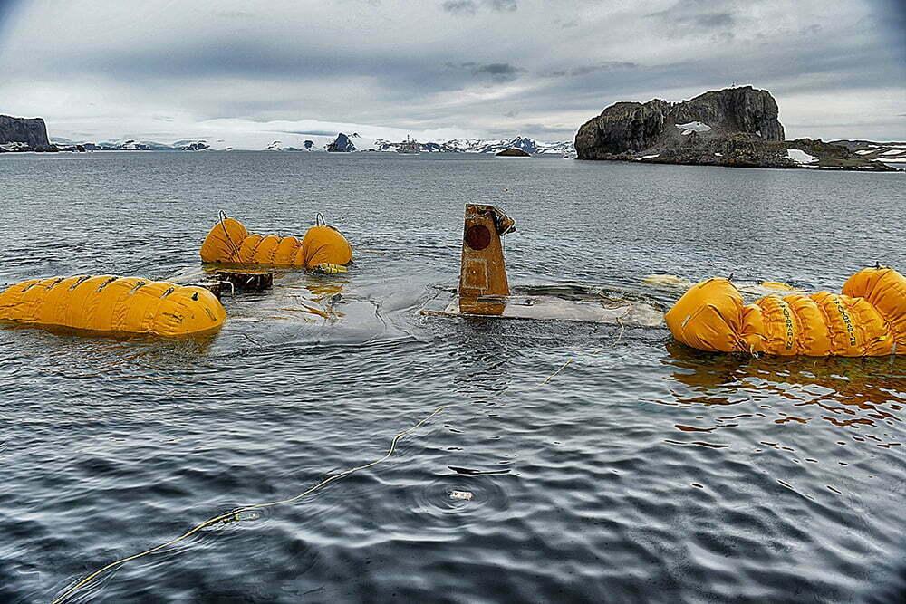 Resgate do Mar Sem Fim