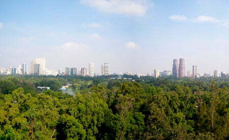 cidades líderes em sustentabilidade