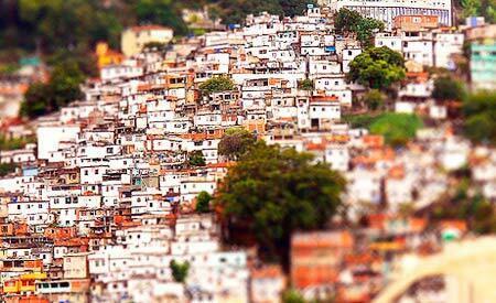 imagem de favela