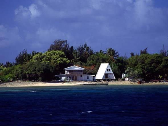 Dez lugares que podem sumir no mar, imagem de ilhas marshall