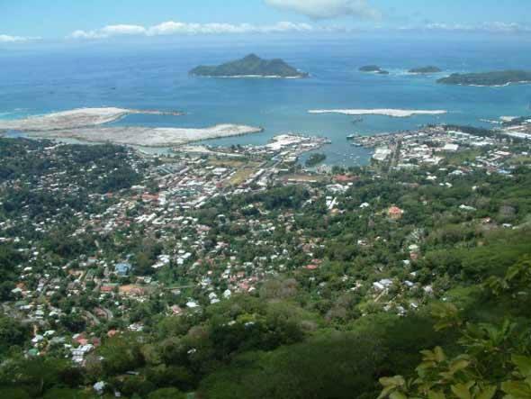 Dez lugares que podem sumir no mar, imagem de Seychelles