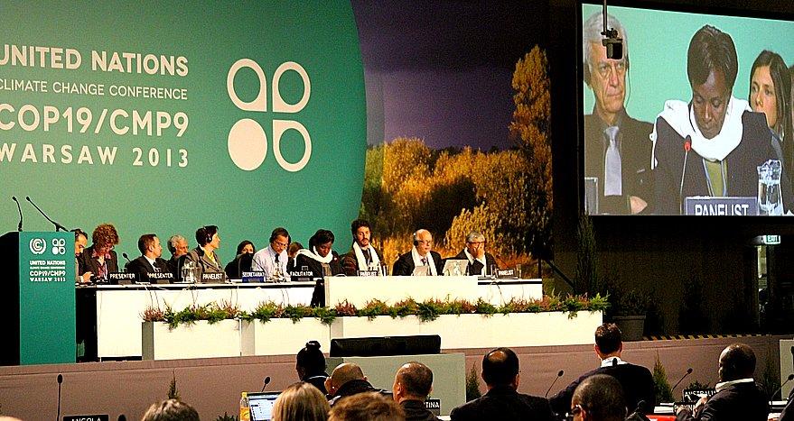 COP 19 : Brasil insiste em medição das responsabilidades históricas, imagem da COP 19