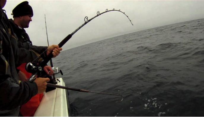 pescaria, imagem de pescadres no mar
