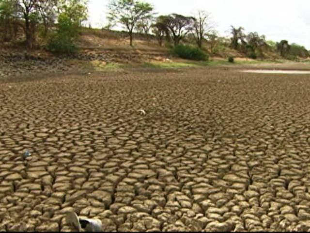 2013 pode ser o 7º ano mais quente desde 1850,, imagem de seca no Nordeste