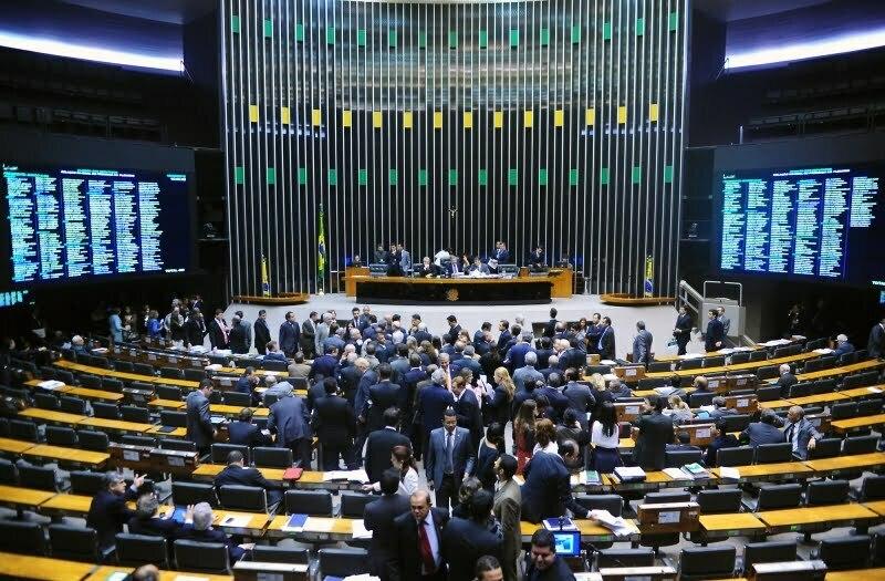 Redefinir limites de UCs, imagem do Congresso Nacional