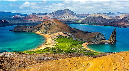 Ilhas Galápagos, imagem das Ilhas Galápagos