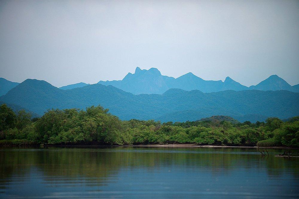 Rebimar, imagem do litoral do Paraná