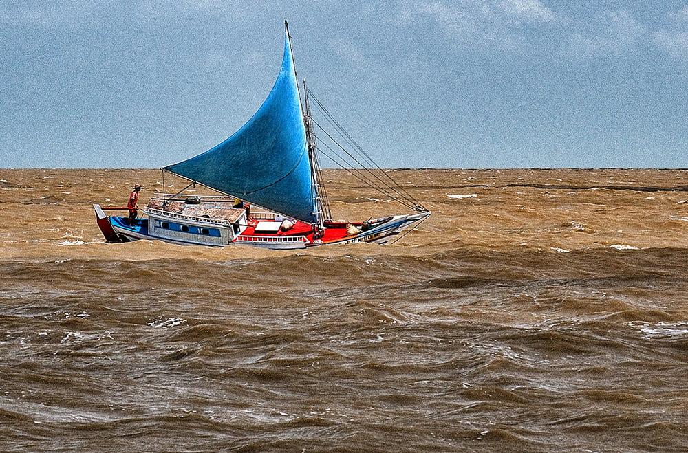 imagem de Bote proa de risco, Maranhão